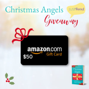 Christmas Angels JustRead Giveaway
