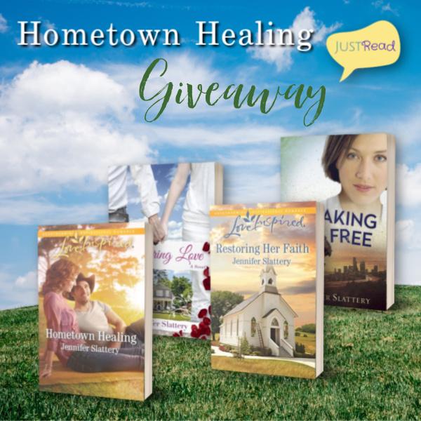Hometown Healing JustRead Giveaway